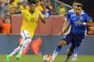 Neymar's place at Copa America has not been confirmed by Brazil manager Dunga